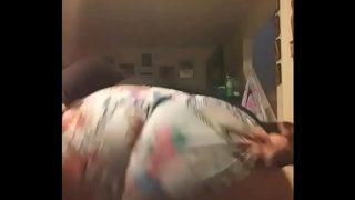 Bubble butt ssbw ass shake