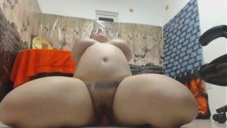 Redhead with huge nipples masturbates on webcam HD – more videos on CAMSBARN.COM