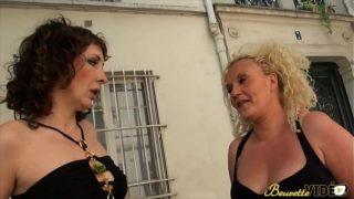 Regina initie Kaelys qui n'a jamais connu de bite de blanc – Beurette Video