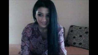 www.CamGirlsWithBigBoobs.com | Beauty arab girl dancing