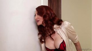 Alex Tanner and Kendra James at Mommy's Girl