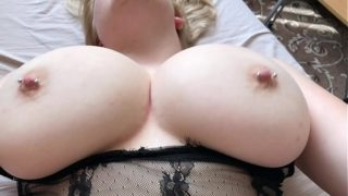Fuck with perfect schoolgirl with huge pierced tits | POV