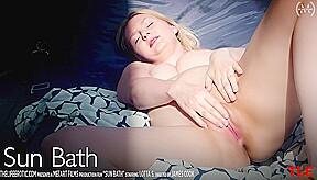 Sun Bath – Lotta S – TheLifeErotic