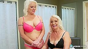 Vikki Vaughn is a mom, and Veronica is her daughter! – 60PlusMilfs