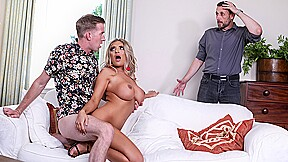 Anna Bailey & Danny D in Someone To Satisfy Her – BRAZZERS