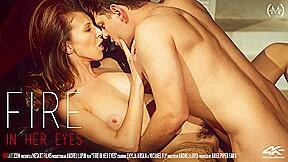 Fire In Her Eyes – Emylia Argan & Michael Fly – SexArt